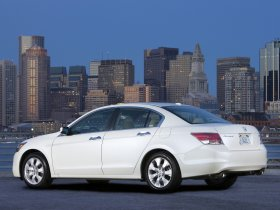 Ver foto 15 de Honda Accord Sedan USA 2008