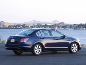 Ver foto 14 de Honda Accord Sedan USA 2008