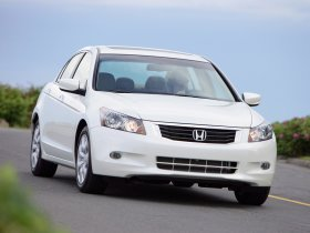 Ver foto 10 de Honda Accord Sedan USA 2008