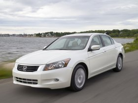 Ver foto 9 de Honda Accord Sedan USA 2008