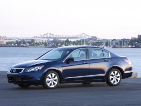 Ver foto 7 de Honda Accord Sedan USA 2008