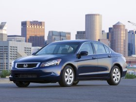 Ver foto 6 de Honda Accord Sedan USA 2008