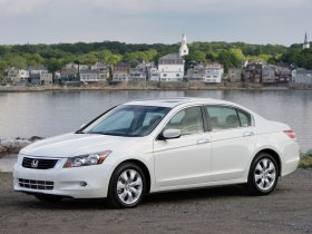 Ver foto 22 de Honda Accord Sedan USA 2008