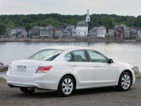 Ver foto 21 de Honda Accord Sedan USA 2008