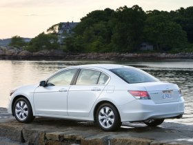 Ver foto 20 de Honda Accord Sedan USA 2008