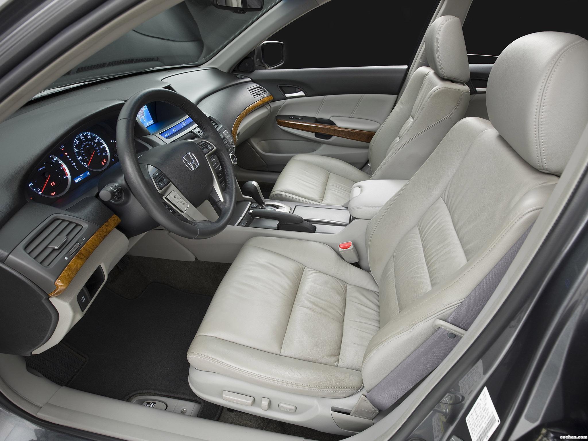 Foto 9 de Honda Accord Sedan USA 2010