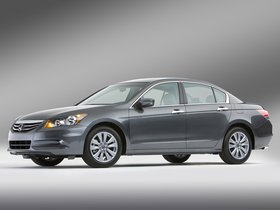 Ver foto 3 de Honda Accord Sedan USA 2010