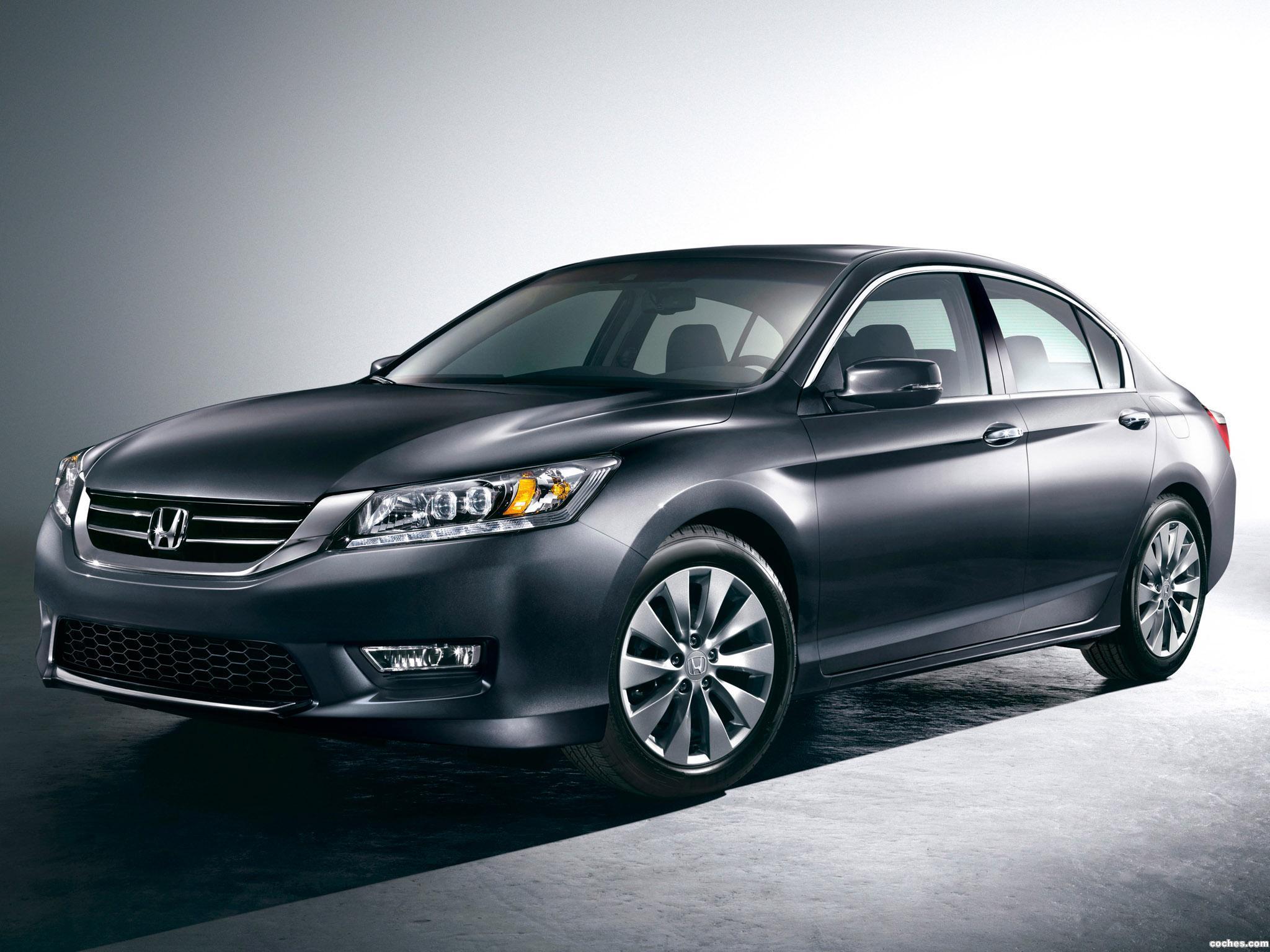 Foto 0 de Honda Accord Sedan USA 2013
