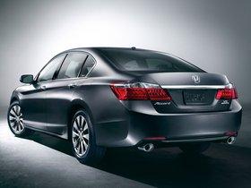 Ver foto 2 de Honda Accord Sedan USA 2013