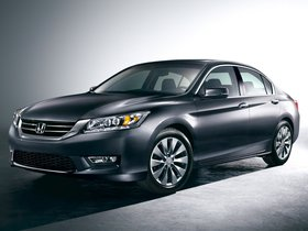 Fotos de Honda Accord Sedan USA 2013