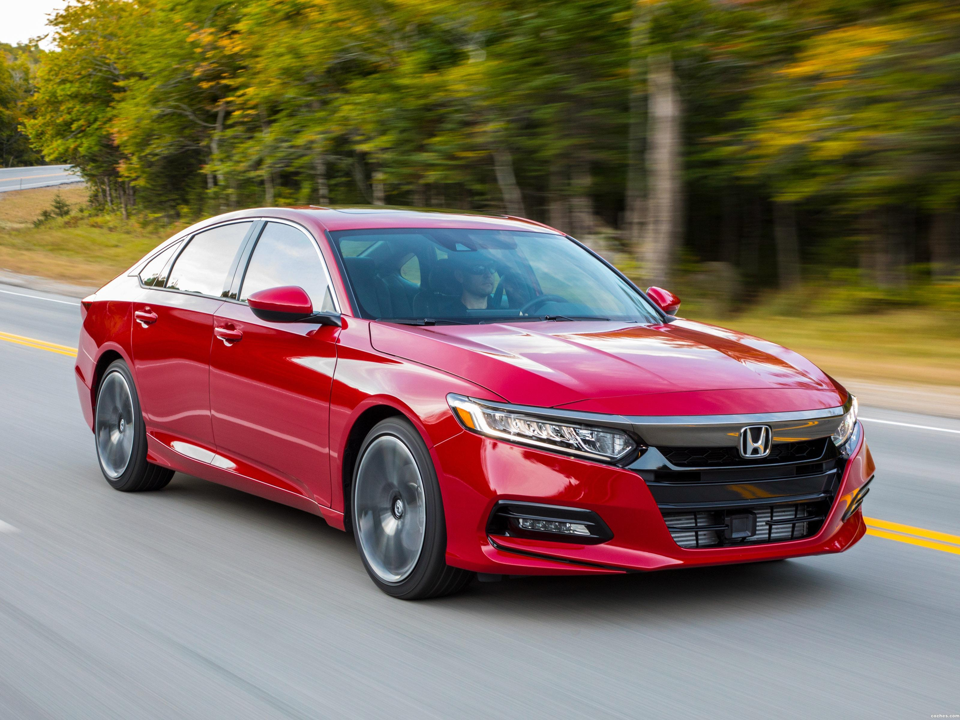 Foto 0 de Honda Accord Sport 2.0T USA 2017