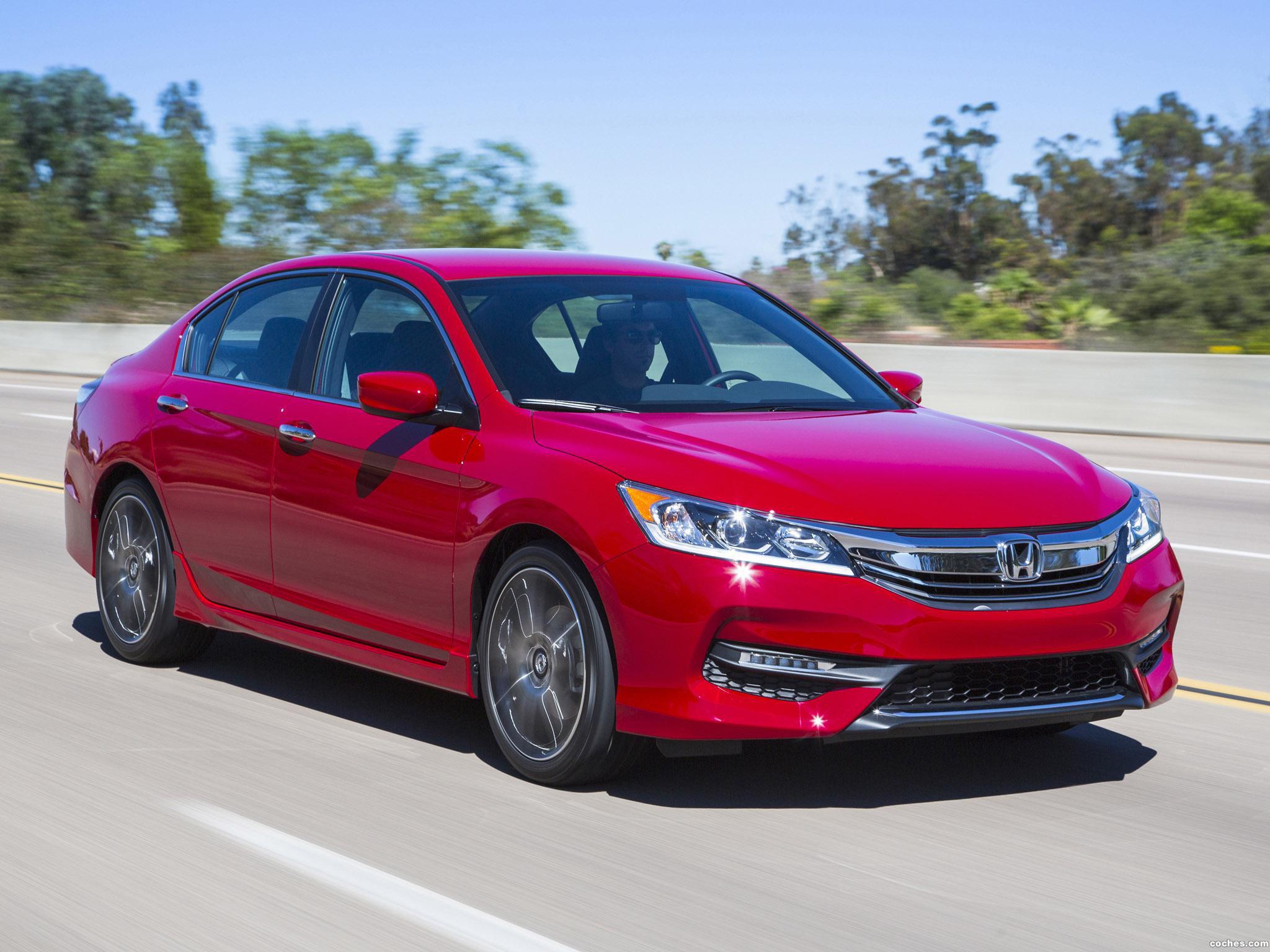 Foto 15 de Honda Accord Sport USA 2015