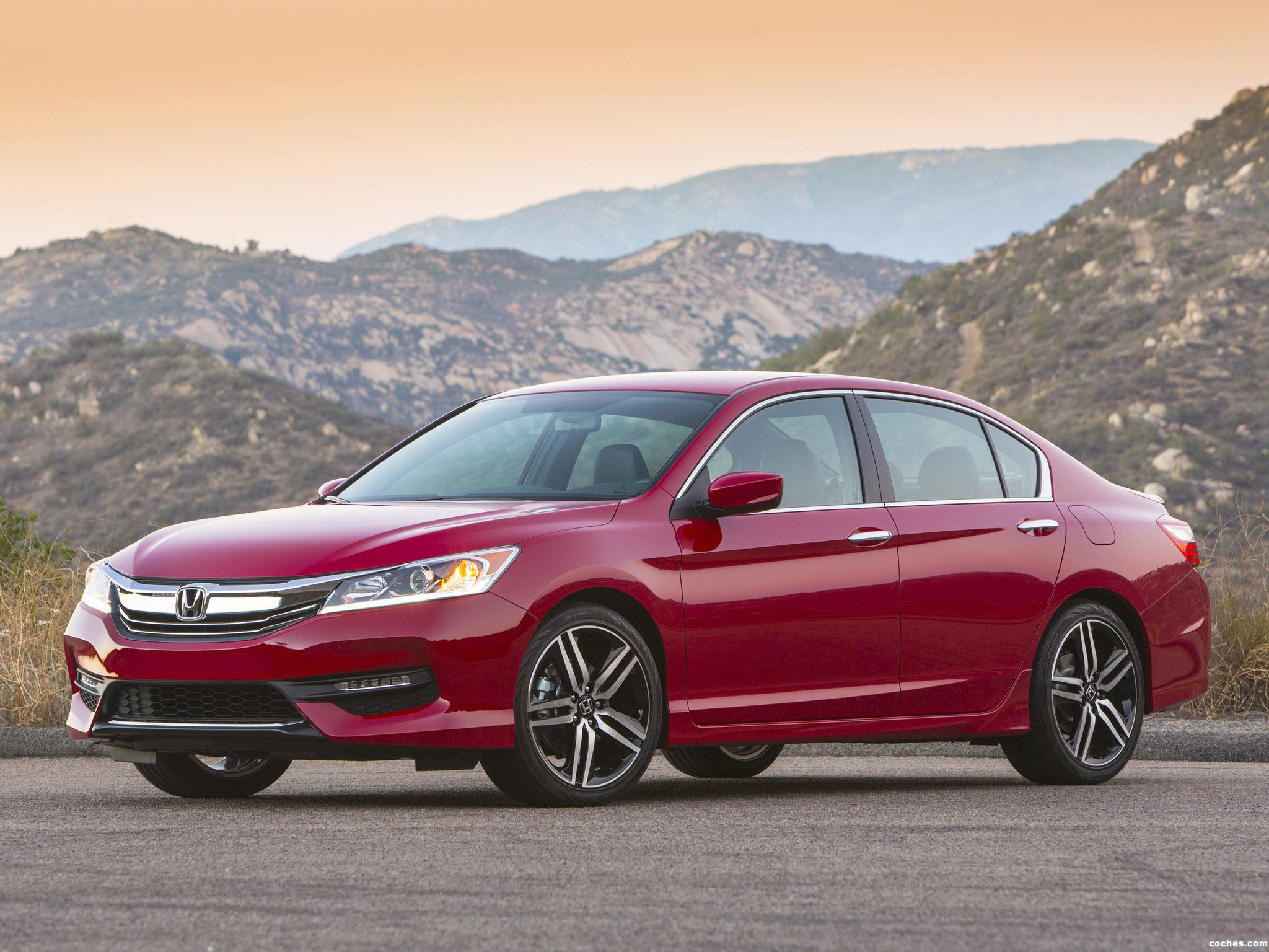 Foto 10 de Honda Accord Sport USA 2015