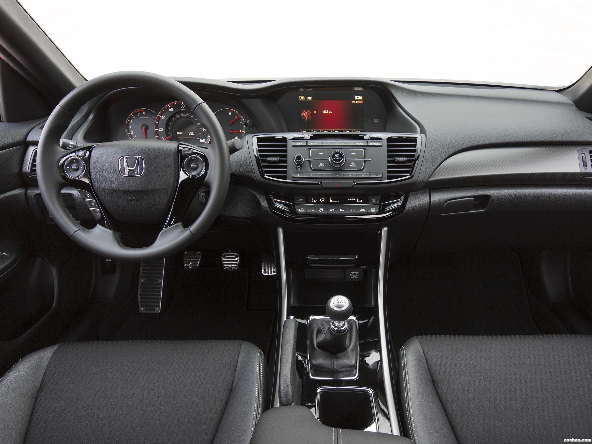 Foto 24 de Honda Accord Sport USA 2015