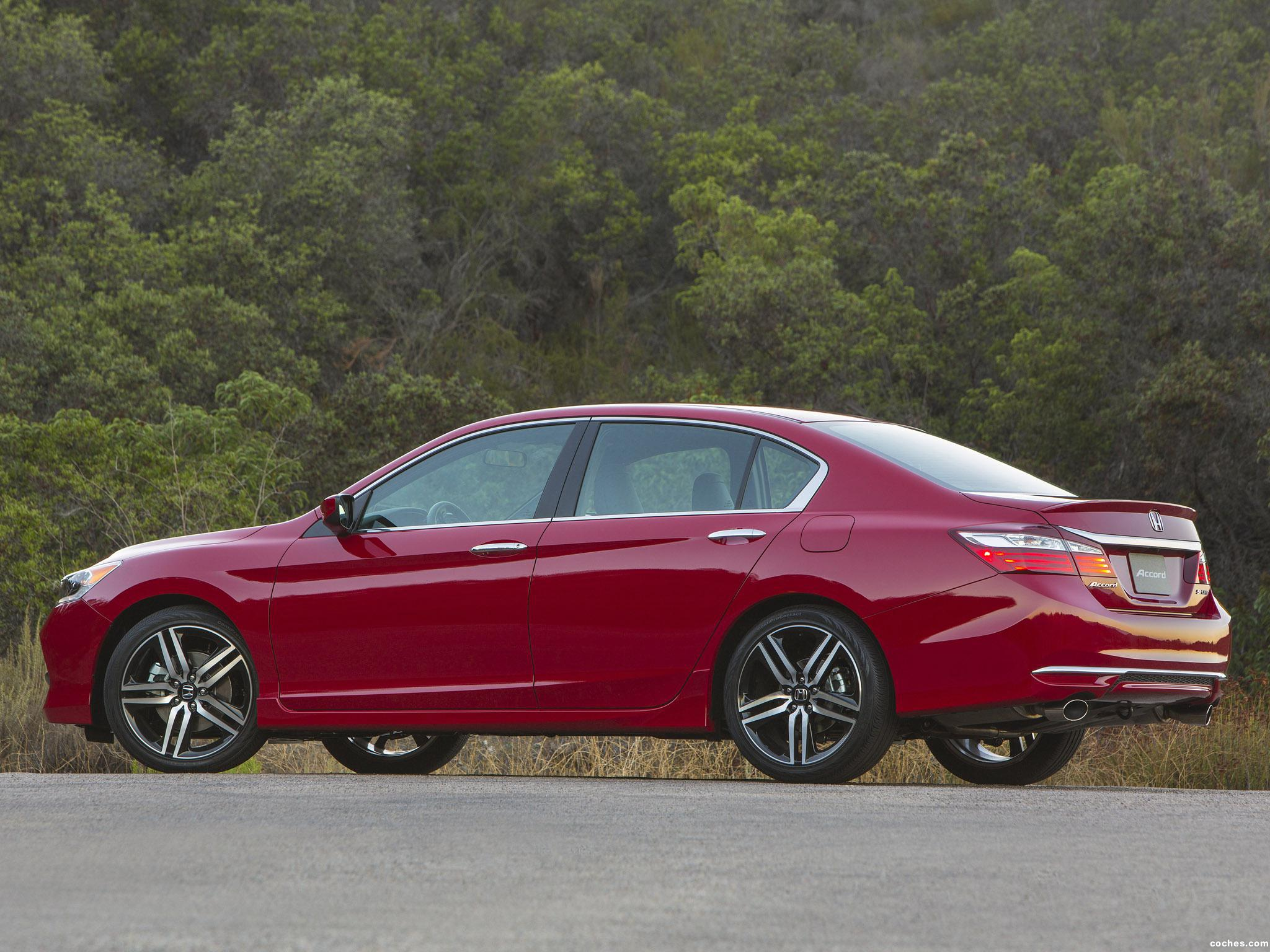 Foto 4 de Honda Accord Sport USA 2015