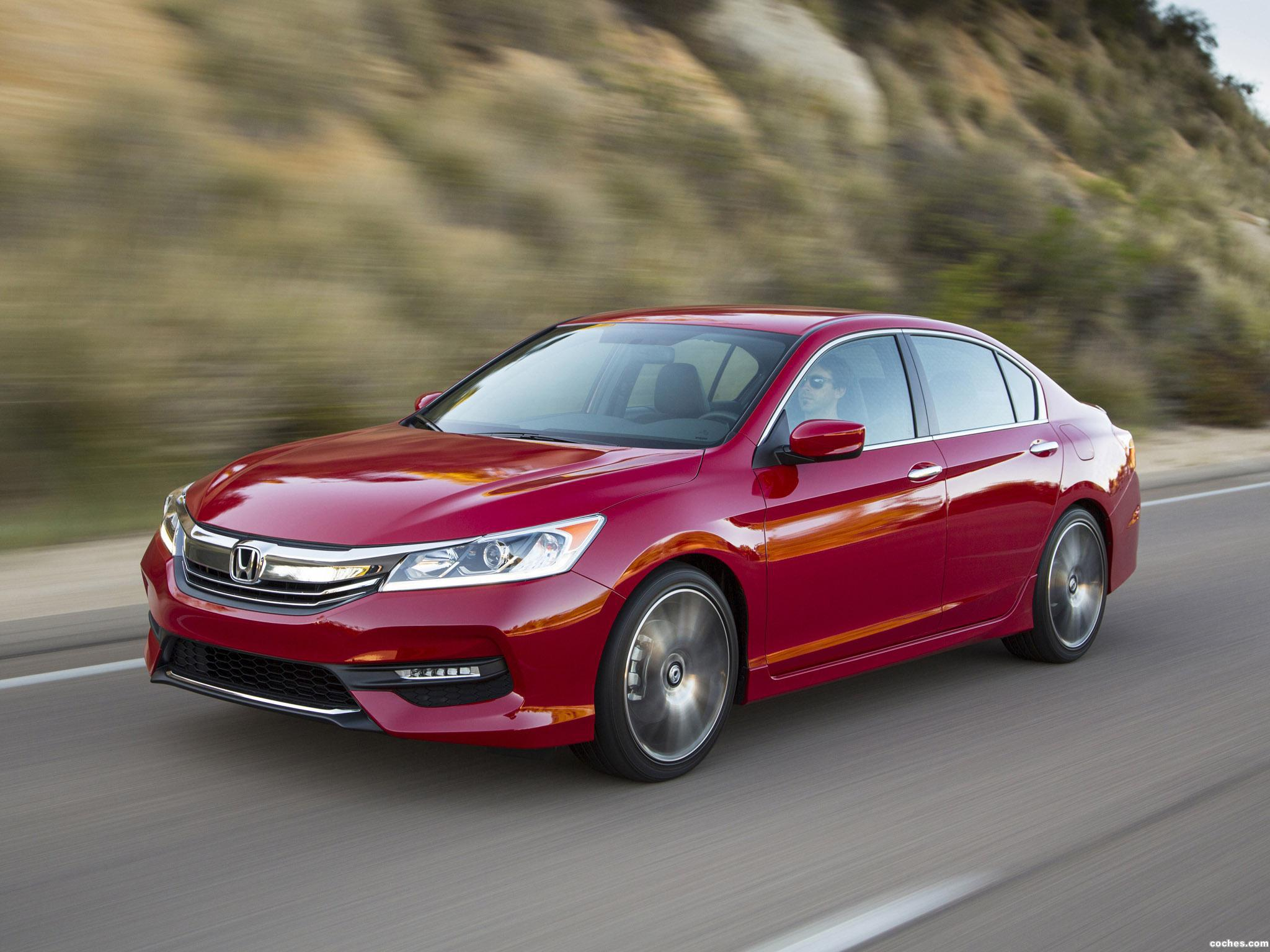Foto 19 de Honda Accord Sport USA 2015