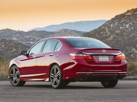 Ver foto 13 de Honda Accord Sport USA 2015