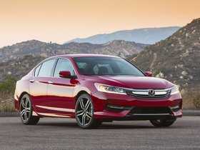 Ver foto 1 de Honda Accord Sport USA 2015