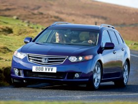 Ver foto 23 de Honda Accord Tourer 2008