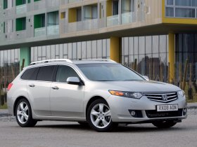 Ver foto 22 de Honda Accord Tourer 2008