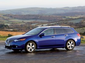 Ver foto 20 de Honda Accord Tourer 2008