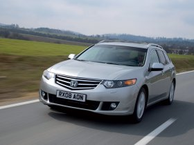 Ver foto 19 de Honda Accord Tourer 2008