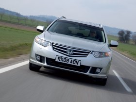 Ver foto 5 de Honda Accord Tourer 2008