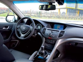 Ver foto 27 de Honda Accord Tourer 2008