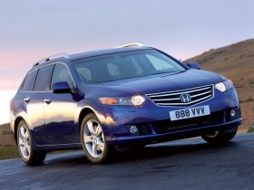 Ver foto 26 de Honda Accord Tourer 2008