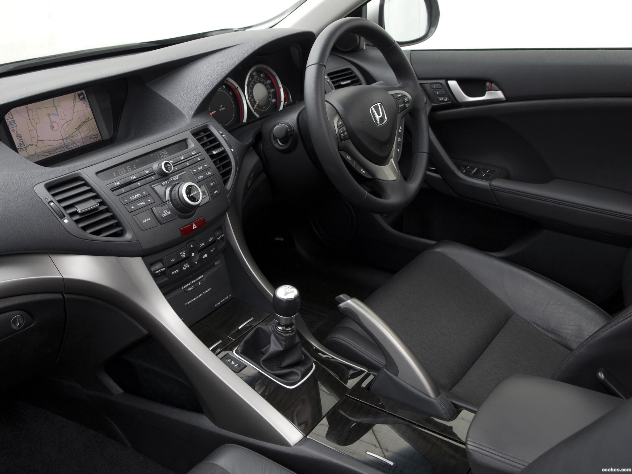 Foto 11 de Honda Accord Tourer UK Edition 2008
