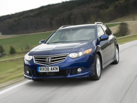 Fotos de Honda Accord Tourer UK Edition 2008