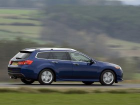 Ver foto 10 de Honda Accord Tourer UK Edition 2008