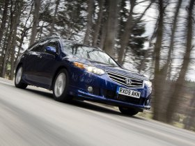 Ver foto 7 de Honda Accord Tourer UK Edition 2008