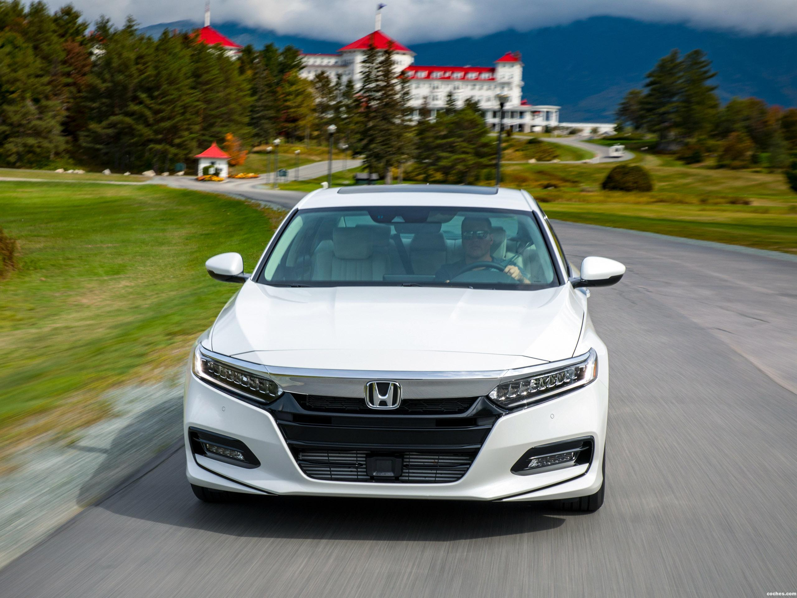Foto 22 de Honda Accord Touring 1.5T USA 2017