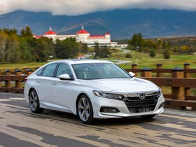 Ver foto 20 de Honda Accord Touring 1.5T USA 2017