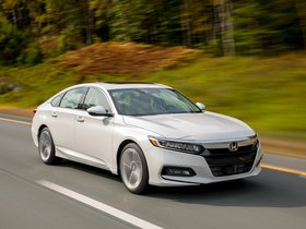 Ver foto 19 de Honda Accord Touring 1.5T USA 2017