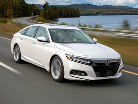 Ver foto 16 de Honda Accord Touring 1.5T USA 2017