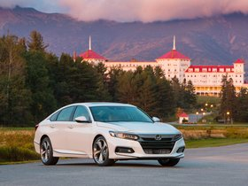 Ver foto 12 de Honda Accord Touring 1.5T USA 2017