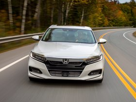 Ver foto 7 de Honda Accord Touring 1.5T USA 2017