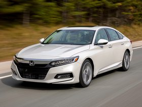 Ver foto 1 de Honda Accord Touring 1.5T USA 2017