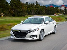 Ver foto 24 de Honda Accord Touring 1.5T USA 2017
