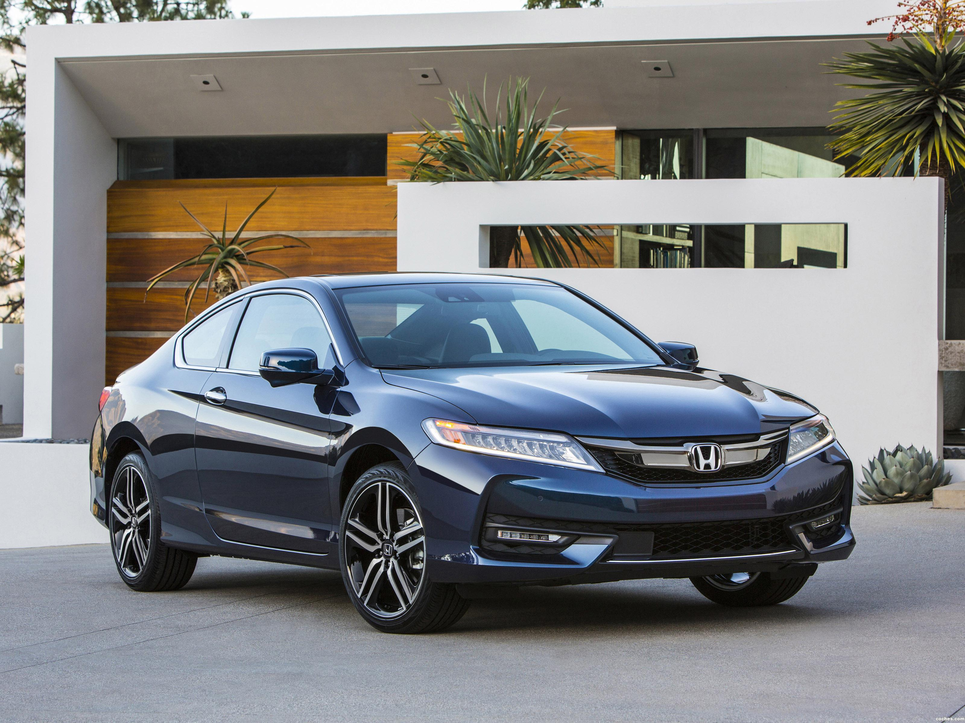 Foto 0 de Honda Accord Touring Coupe 2015