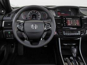 Ver foto 30 de Honda Accord Touring Coupe 2015