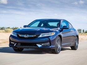 Ver foto 21 de Honda Accord Touring Coupe 2015