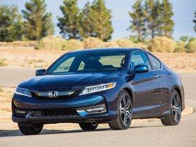 Ver foto 19 de Honda Accord Touring Coupe 2015