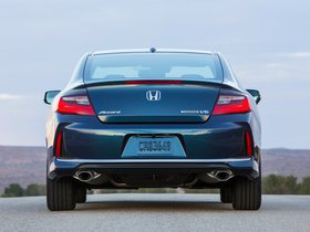 Ver foto 12 de Honda Accord Touring Coupe 2015
