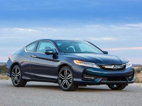 Ver foto 8 de Honda Accord Touring Coupe 2015