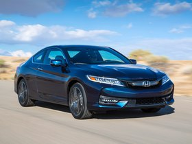 Ver foto 4 de Honda Accord Touring Coupe 2015