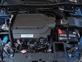 Ver foto 25 de Honda Accord Touring Coupe 2015