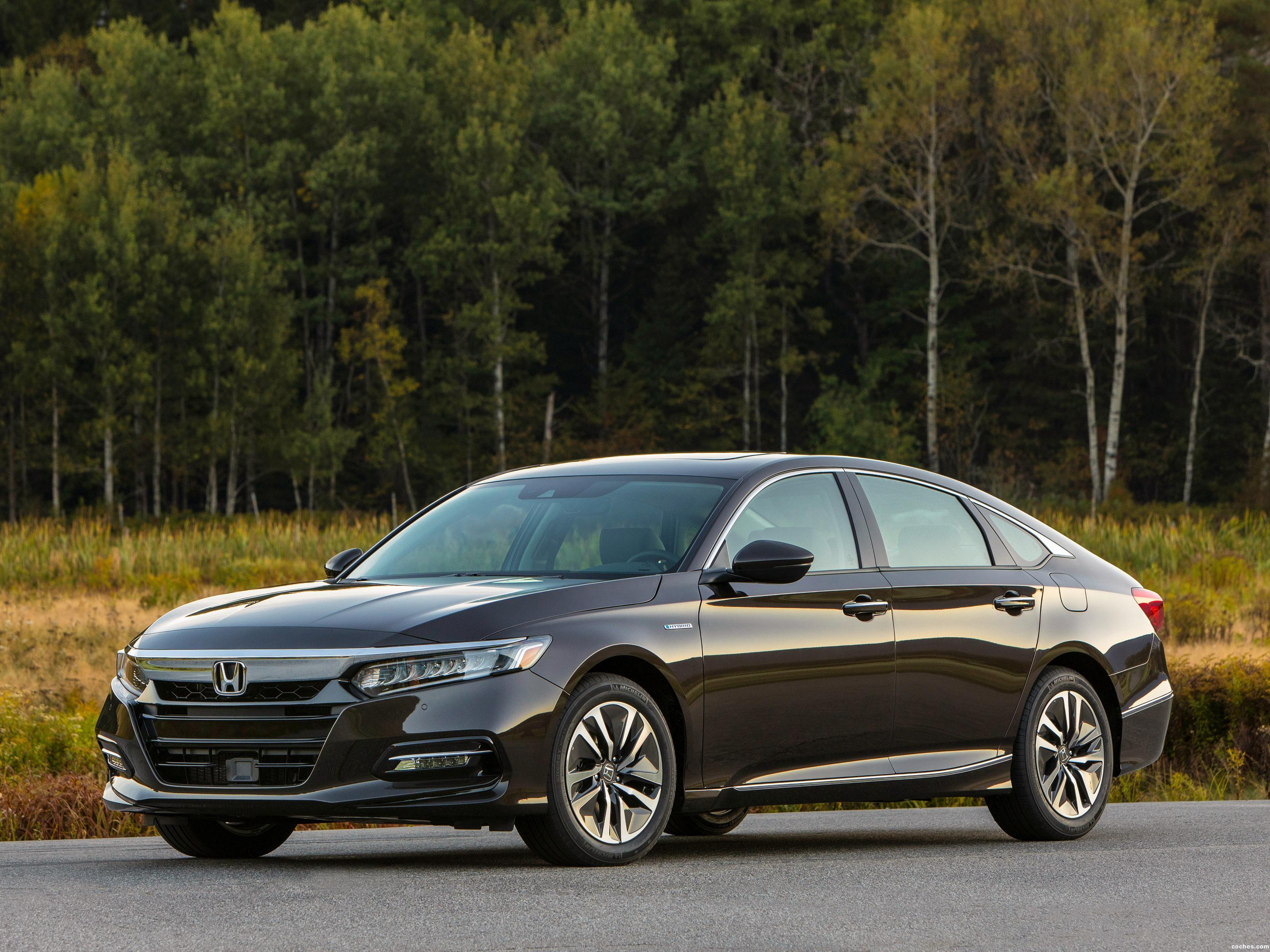 Foto 0 de Honda Accord Touring Hybrid USA 2017